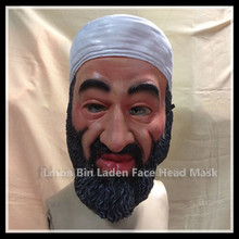 Luckyangel высокое качество Латекс Человека маска для взрослых Грозный Владимир Путин политических <em>маска путина на алиэкспресс</em> президент России маска для Halloween Party(China)