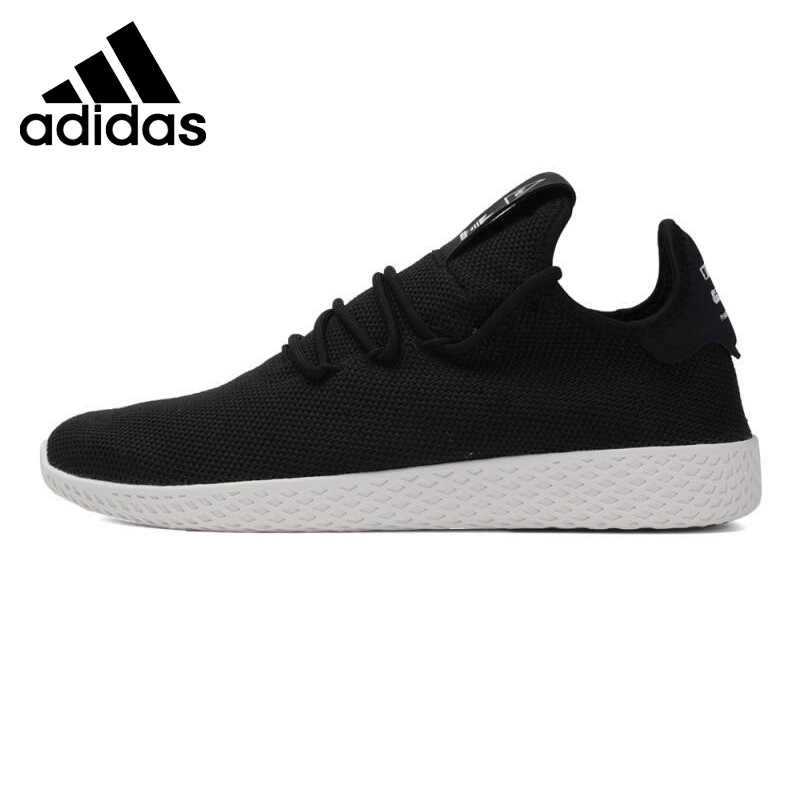 adidas Mens Pw Tennis Hu Sneaker