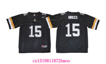 Free shipping 2017-2018 Nike New Arrival Purdue Boilermakers Drew Brees 15 College Sweatshirts(China)