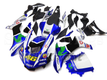 Injection Body Kit for Yahama YZF1000 YZF R1 2015 2016 Blue White Black VR46 Edition