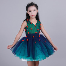 New Cotton Sleeveless Stylish Clothes For Teenage Girls Dresses For Girls Age 2-10 11 12 13 Pretty Princess Dresses