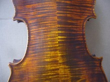 Violin , antique old style 4/4 , Professional violin Strad model very nice tone