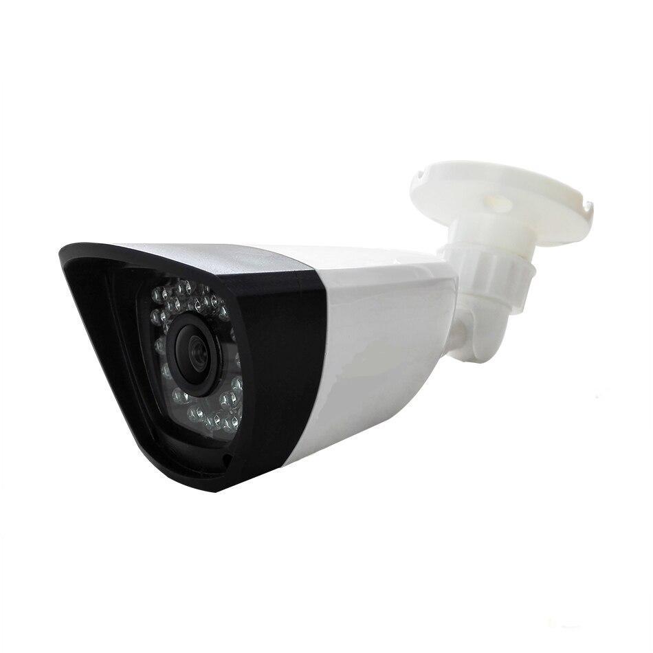 AHD CCTV security surveillance Camera with 1.0 Megapixels CMOS Sensor 6mm lens waterproof outdoor IR cut IR Night Vision 00111<br>