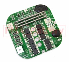 Protection Circuit Management Module PCM for 4S 12.8v LiFePO4 Li-Fe Battery Charging/Discharging Control Board 4-20A