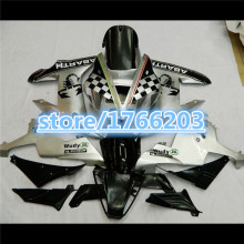 fairings for YAHAMA YZF R1 02 03 YZF-R1 02-03 YZFR1 2002 2003 YZF1000 R1 02 03 fairing kits silver black Ning(China)