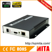 HD H.265 4K hdmi video encoder for IP stream to VLC Media Server Xtream Codes