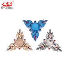 Buy New High metal Triangle Gyro Fidget spinner Zinc alloy EDC Hand spinner Autism/ADHD Anxiety Stress Relieve Toys Gift for $4.29 in AliExpress store