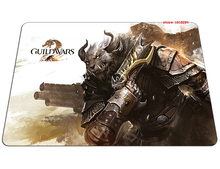 guild wars 2 mouse pad Christmas gifts gaming mousepad Adorable gamer mouse mat pad game computer padmouse keyboard play mats