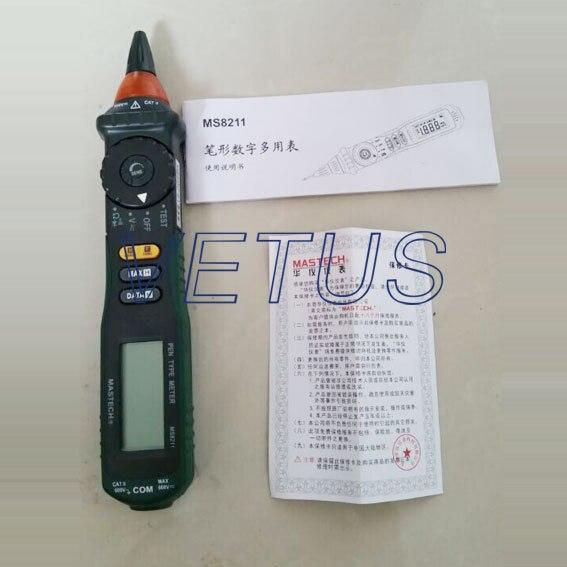 Pen type digital multimeters portable mini multimeter with current test<br><br>Aliexpress