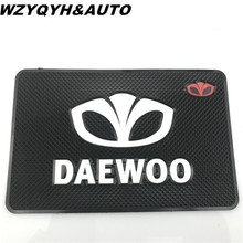 Car-Styling Mat Car Sticker Interior Accessories Emblems Badge Case For Daewoo Logo Winstom Espero Nexia Matiz Lanos Car-Styling