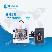 SN25 peristaltic pump ac motor chemical dosing pump liquid transfer pump(China)