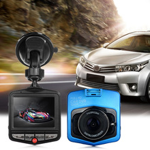 Mini Car DVR Camera GT300 Full HD 1080P Dash Cam Parking Monitoring Recorder Video Registrator Camcorder Vehicle Blackbox DVR(China)