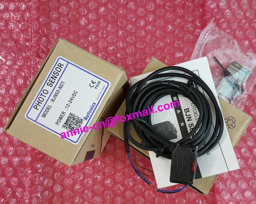 BJN50-NDT   BJN50-NDT-P   New and original  Autonics  PHOTO SENSOR  PHOTO SWITCH  12-24VDC<br><br>Aliexpress