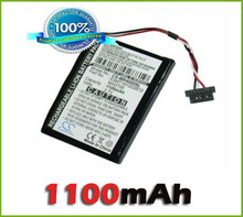 Wholesale GPS Battery For Magellan Maestro 4000 4000T 4010 4040 4050 3100(China)