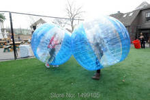 cheapter 1.5m inflatable human hamster ball for sale, human size hamster ball(China)