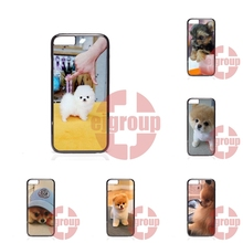 Pomeranian puppy dog 5 Soft TPU Silicon Cell Phone Case Cover For Apple iPhone 4 4S 5 5C SE 6 6S 7 7S Plus 4.7 5.5