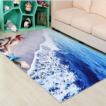 Landscape Welcome Door Mat Kitchen Floor Mat Living Room Bathroom Carpet Anti-slip Printing Rug 40*60cm And 50*80cm Optional(China)