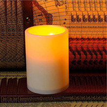 New LED Flameless Tealights Battery Operated Flickering Tea Light Candles  T16 0.5