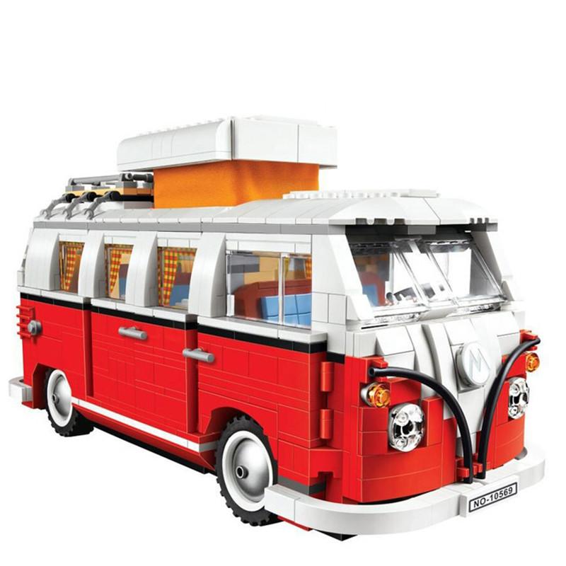 21001-Create-Series-Creator-Volkswagen-T1-Camper-Van-1354Pcs-Model-Building-Blocks-Bricks-Toys-Compatible-10220 (1)