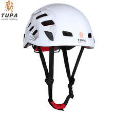 TUPA FREE SHIPPING New Outdoor Sport Helmet Protective Helmet Cycling Bicycle Rescue Rock Climbing Helmet Ice Mountain Helmets