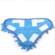 Replacement Steam Mop Cleaner Accessory Mop Cloth For X5 H20 25*18cm Replacement Triangular Mop Cloth(China)