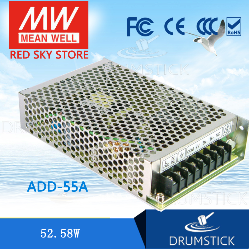 Advantages MEAN WELL ADD-55A meanwell ADD-55 52.58W Dual Output with Battery Charger(USP Function) power supply<br>