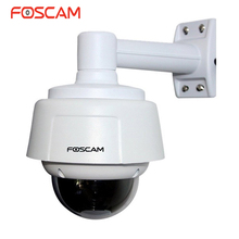 Foscam FI8620 H.264 Outdoor PTZ Wired Dome IP Camera with Sony CCD Lens 10 x Optical Zoom