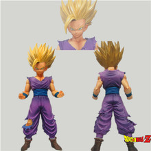Dragon Ball Z Action Figures Master Stars Piece The Son Gohan Super Saiyan dragonball z figurine Kids Cool PVC Anime Toy 26cm