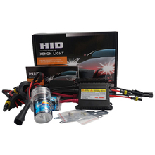 Buy 55W H1 HID REPLACEMENT XENON Headlight Bulbs Slim Ballast CONVERSION KIT H1 Bulbs for $18.33 in AliExpress store