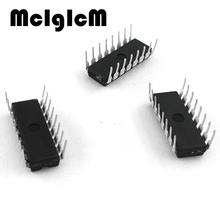 McIgIcM 25pcs 74HC595 DIP 8-BIT SHIFT REGISTERS WITH 3-STATE OUTPUT REGISTERS SN74HC595N 74hc595n Free shipping