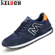 Keloch 2017 Newest Running Shoes Men Outdoor Summer Running Sport Shoe Mesh Breathable Athletic Training Run Sneakers Gym Runner