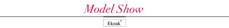 4 Model Show
