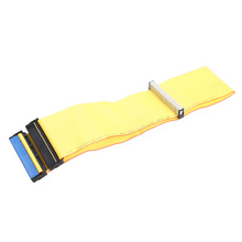 High Quality 40 Pin IDE ATA HDD Hard Drive Ribbon Cable Dual Device Connectors 40cm