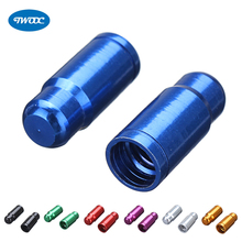 Buy TWOOC 2 Pcs/set Aluminum Alloy Bike Bicycle Wheel Presta Valve Mouth Dust Cover Cap Dustproof Bike Presta Valve Cap Accessories for $0.92 in AliExpress store