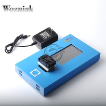 Wozniak 32&64 Bit Nand Flash IC Programmer Machine HDD Mainboard Repair Serial Number SN For iPhone 4 4S 5 5C 5S 6 6P for IPAD
