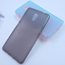 For Lenovo VIbe P2 P 2 Two Soft Fit Flexible TPU Rubber Gel Skin Silicone Pink Case Matte Back Shell Blue White Gray Case(China)