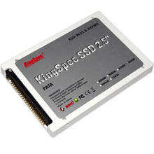 "Kingspec plastic 2.5"" PATA 44pin ide SSD 32GB MLC Flash Rams storage Solid State Disk for Notebook Desktop HDD Hard Drive IDE(China)"