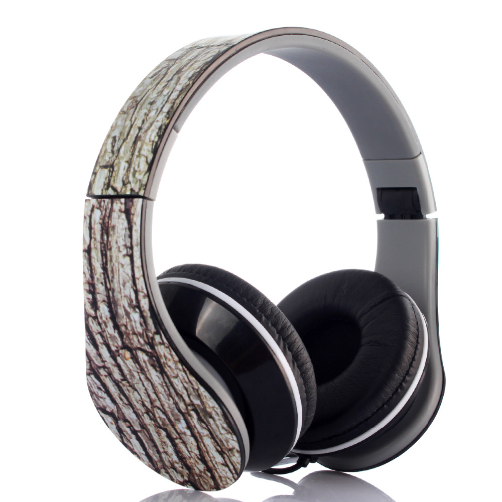 Folding Wired Style Camouflage 3.5mm Audio Earphones Stereo Headset Cable for Android Smartphone, PC, Mp3/mp4, Iphone<br><br>Aliexpress