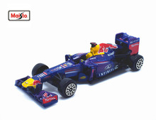 Maisto Bburago 1:43 INFINITI RACING TEAM RB9 FORMULA ONE F1 SEBASTIAN VETTEL Diecast Model Car Toy New in Box NO.1
