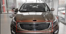 Racing Front Grill For kia Sportage R 2015(China)