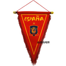 Spain Countries Hanging Flag Banner National Pennants world cup football game exchange flag Bar Decor Gifts for men