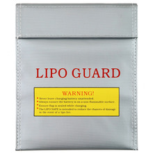 1Pc Fireproof RC LiPo Battery Safety Bag Safe Guard Charge Sack 180 X230 mm New Hot!