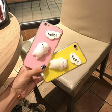 For Acer Liquid Jade Z S57 Z330 Z500 Z520 Z530 Z630 Solf TPU Silicone Squishy Stereo Cat Claw Doll Case Mobile Phone Cover Bag(China)
