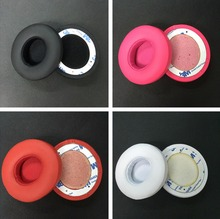 Replacement Ear Pads Foam Earpads Pillow Ear Cushion Cover Cups Parts for Beats By Dr.Dre SOLO2 SOLO2.0 Headphones Headset(China)