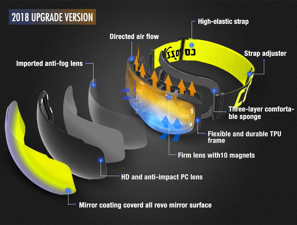 magnetic ski goggles 02