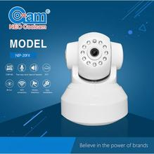 Free Shipping NIP-20FX 720P Camera IP Wifi IP Camera Day Night Vision Wireless HD IP Camera robot Camera