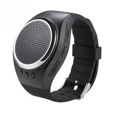 RS09 Running Music Smart Bracelet Portable Bluetooth Stereo Speaker Pedometer for IOS Android Phone Smart Wristbands