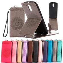 for Moto G3 XT1541 XT1542 XT1543 Case Can Stand Luxury Emboss Flip Vertical Wallet for Motorola G4 / G4 Plus G 3rd 4rd Gen Coque