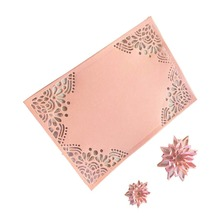 10x14cm Frame Cutting Dies Scrapbooking Metal Cutting Pressing Dies For DIY Decorations Embossing Art(China)