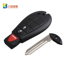3Buttons Keyless Remote Car Key Fob 433mhz For Dodge 08-14 Grand Caravan 09-13 Journey with 7941chip
